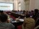 Rapat Pleno pertama TPAKD-OJK provinsi Sumatera Barat bersama Pihak Perbankan, OPD Terkait di ruang rapat Gubernuran Sumbar.