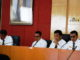 Rapat panitia Konaspi IX, di ruang sidang senat Lt4 Gedung Rectorate and Research Center UNP,