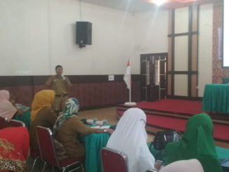 Salah satu kegiatan P3AP2KB Kota Payakumbuh.