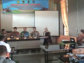 Sosialisasi dan Advokasi Pengawasan Pemotongan Ruminansia Betina Produktif di Kota Payakumbuh