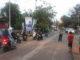 TKP kecelakaaan yang menyebabkan korban tewas dan luka-luka di Sinjai.