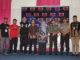 Wabup Hj. A. Kartini Ottong bersama Dandim, Kapolres, Ketua KONI dan panitia Kejuaraan Ponco se Sulsel.