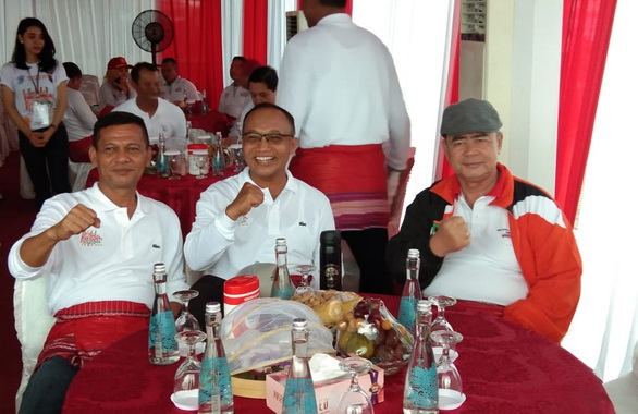 Wagub Nasrul Abit bersama stake holder terkait.