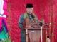 Wagub Nasrul Abit saat memberi sambutan.