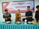 Wakil Bupati Sinjai Hj. Andi Kartini Ottong pada pembukaan Mubes KMS.
