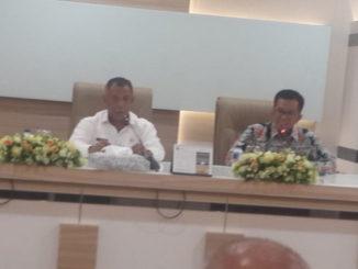 Wakil Wako Payakumbuh bersama Zarefriadi.