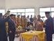 Wako Mahyeldi Ansharullah saat melantik Amasrul sebagai Sekretaris Daerah Kota Padang.