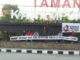 Aksi demo KMPS.