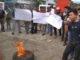 Aksi demo Koalisi Pencari Keadilan.