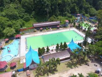 Inilah kolam renang di Payakumbuh yang nenjadi salah satu destinasi yang menarik dikunjungi.