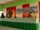 Kepala SMKN 2 Batusangkar Drs.Syafren sedang memberikan pengarahan.