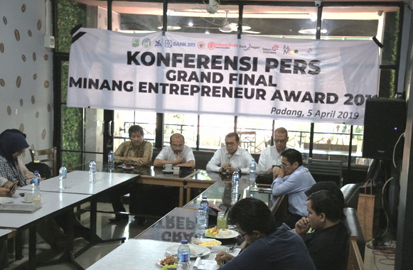 Koferensi Pers MEA 2019.