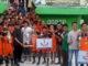 Juara Liga Pelajar Padang Panjangtingkat SLTA.