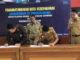 Penandatanganan MoU antara Pemkab Bone dengan KPPN Watampone..