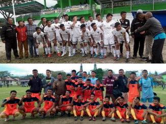 SMK Cendana Vs SMK-2 Padang Panjang