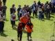 Simulasi Bencana dan Gempa Bumi dan Tsunami dengan melibatkan seribuan mahasiswa dan pelajar di UNP