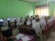 Suasana pelaksanaan UNBK di salah satu SMP Kota Payakumbuh.