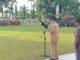 Wagub Nasrul Abit saat membacakan ikrar ASN.