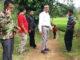 Wako Riza Falepi saat blusukan ke Lamposi.