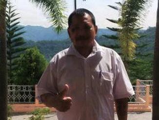 Afriandes Tampunioxs Ketua BPD Desa Kolok Nan Tuo.