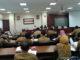 Hearing Komisi 1 DPRD Sumbar dengan OPD di DPRD Sumbar.