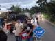 PLC Kota Biru ngabuburit sembari membagikan takjil.