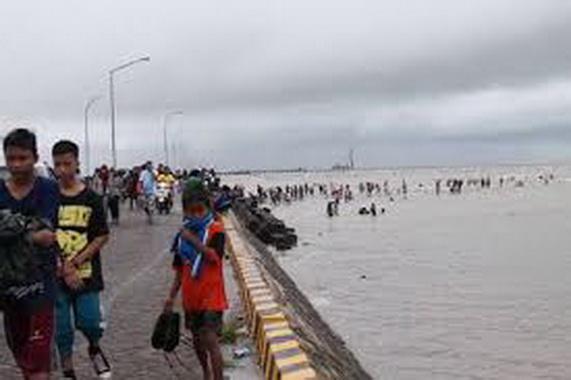 Pelabuhan Larea-Rea, Kecamatan Sinjai Utara.