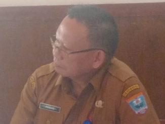 Pudjo, Plt Kadis Kominfo Kab Kep Mentawai.