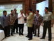 Wagub Nasrul Abit saat rapat persiapan penyelenggara Penas Tani ke XVI tahun 2020 di Sumatera Barat, di Kantor Pusat Kementerian Pertanian Republik Indonesia Jakarta.