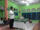Wakil Bupati Padang Pariaman, Suhatri Bur saat memberi kata sambutan.