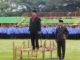 Bupati Solok, Gusmal, SE, MM saat menjadi Inspektur Upcara Peringatan Hari Lahir Pancasila, Harkitnas dan Hari Arsip Nasional Tahun 2019.