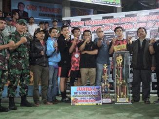 Juara Open Turnamen Suayan 2019.