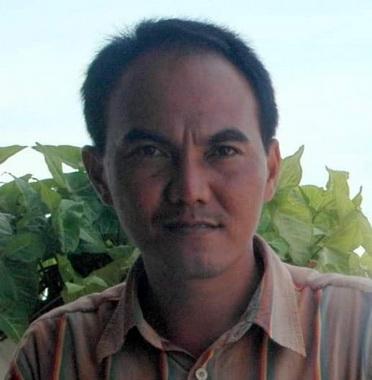 Kasubag Humas Pemkab Sijunjung, Azneldi.