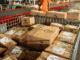 Pengiriman barang transaksi lewat online.