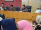 Rapat untuk menyukseskan turnamen tenis eksekutif tersebut di Ruang Sidang Senat Lt 4 Gedung Rectorate UNP.