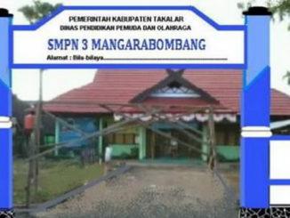 SMPN 3 Magarombang.