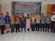 Sekda Sinjai bersama beberapa Kepala Dinas dan peserta pelatihan..