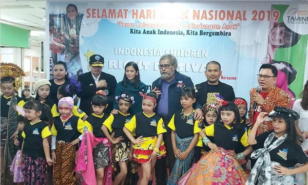 Foto bersama di acara Indonesia Children Right Festival 2019. (Dok. Istimewa)