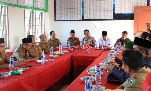 bersama Tin Penilai DPP Pusat.