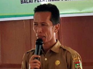 Kepala Dinas Pertanian Kabupaten Sijunjung, Ronaldi.