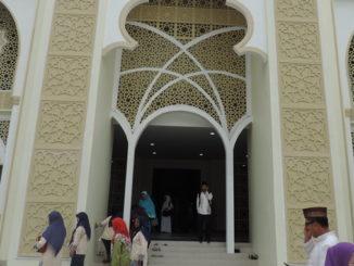 Keramaian Islamic Centre.