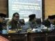 Ketua DPRD Sumbar Ir Hendra Irwan Rahim saat memimpin rapat Paripurna DPRD Sumbar(1)
