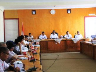 Pembahasan Pra RKA SKPD Kab. Solok Tahun 2020.