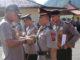 Peringatan HUT Bhayangkara ke 73 dan Sertijab di Polres Solok Arosuka.