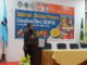Prof Ganefri saat membuka Coaching Clinic Scopus di UNP.