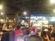 Salah satu cafe di Pantai Gandoriah.