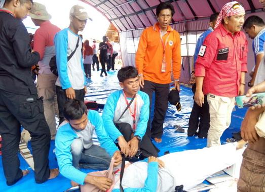 Salah satu kegiatan Jambore PRB.