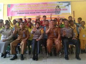 Sosialisasi pencegahan kekerasan seks terhadap anak di Panti.