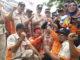 Wagub Nasrul Abit bersama peserta Jambore PRB.