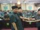 Wako AJB menyerahkan berkas 3 Ranperda kepada Ketua DPRD Kota Sungai Penuh.